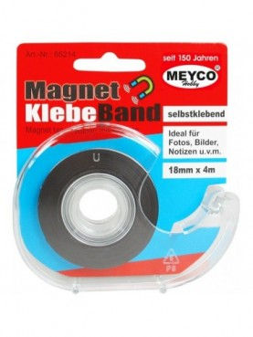 Σελοτέιπ μαγνητικό 4μ. MEYCO hobby