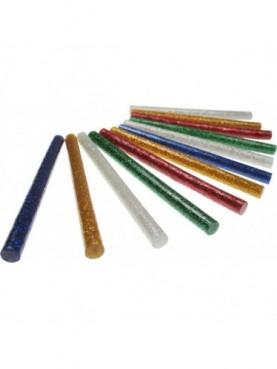 Ράβδοι σιλικόνης glitter MEYCO hobby