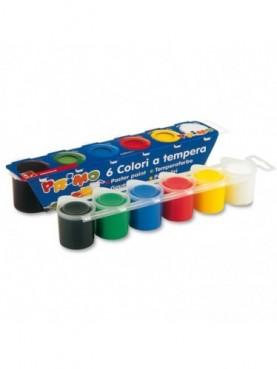 Primo 25ml set 6 χρωμάτων