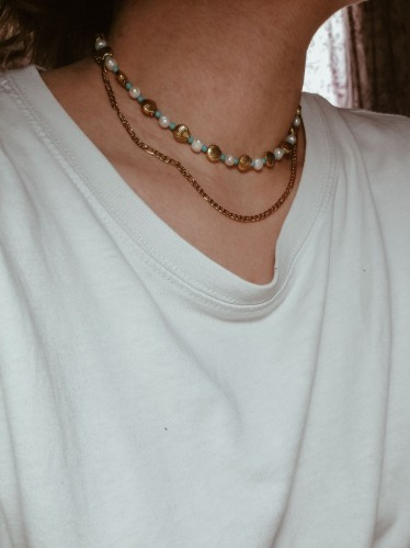 """NECKLACE """"WAVES"""""""